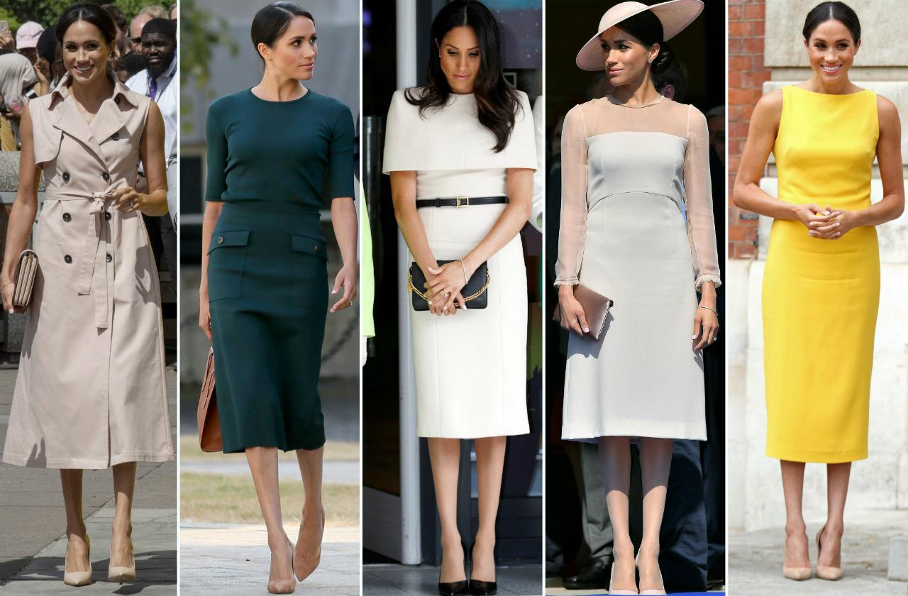 Meghan Markle's 33 Best Royal Style Moments
