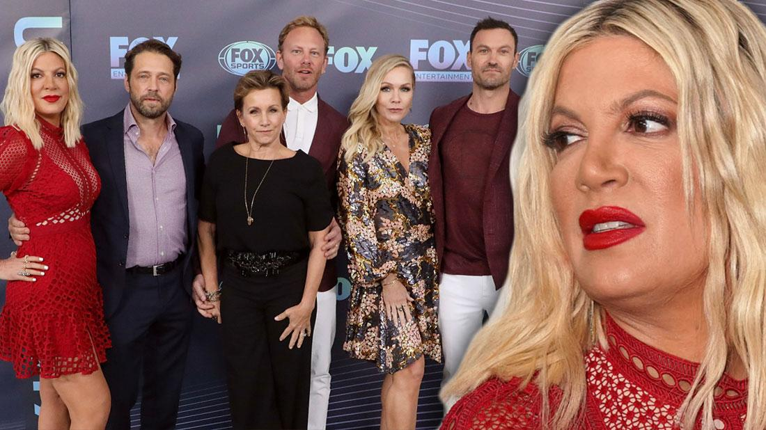 Tori Spelling Demands Court Seal 'BH90210' Reboot Salary Details In Bank Lawsuit