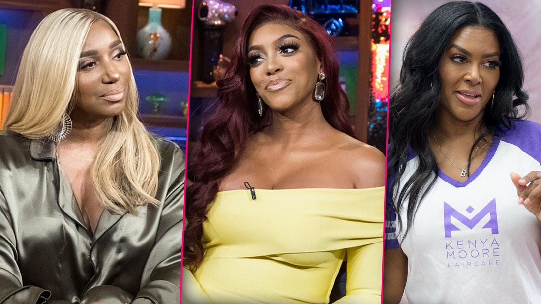 NeNe Leakes Refusing To Film 'RHOA' With Kenya Moore & Porsha Williams