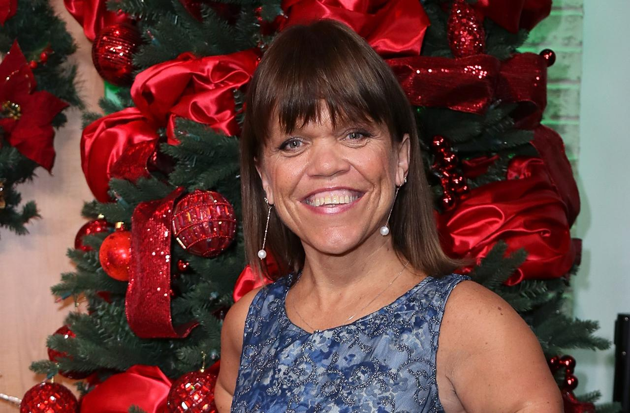 //amy roloff road trip to visit camera shy daughter molly pp
