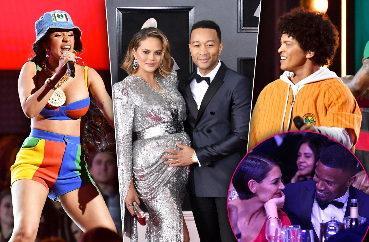 Grammys Most Shocking Moments Photos
