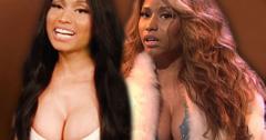 //Kim kardashian paper magazine nicki minaj pp