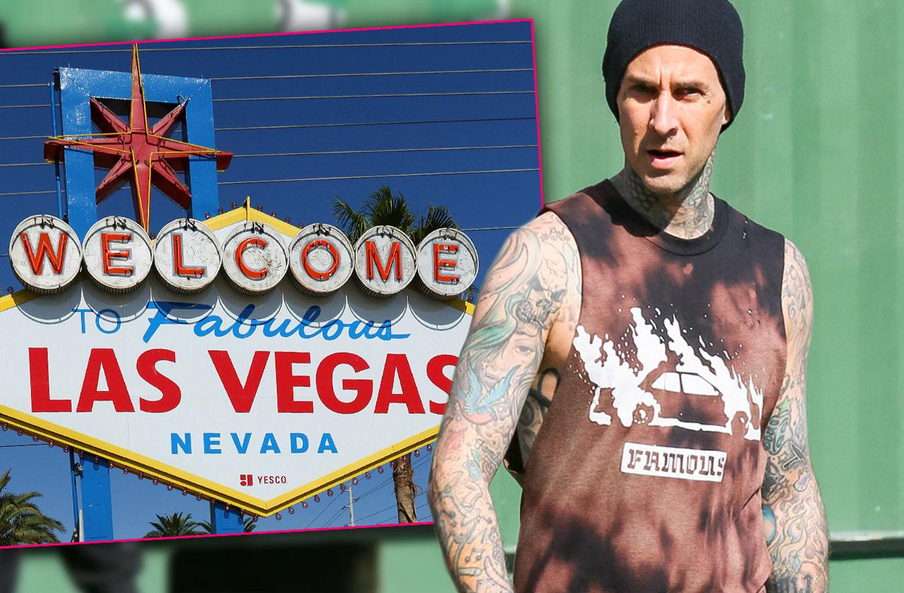 //blink  drummer travis barker suffers blood clots both arms pp
