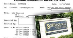 Scientology FBI Human Trafficking Investigation File