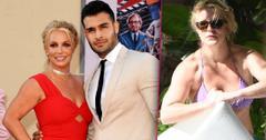 Britney Spears Bulks Up Like A Bodybuilder With Boyfriend's Help