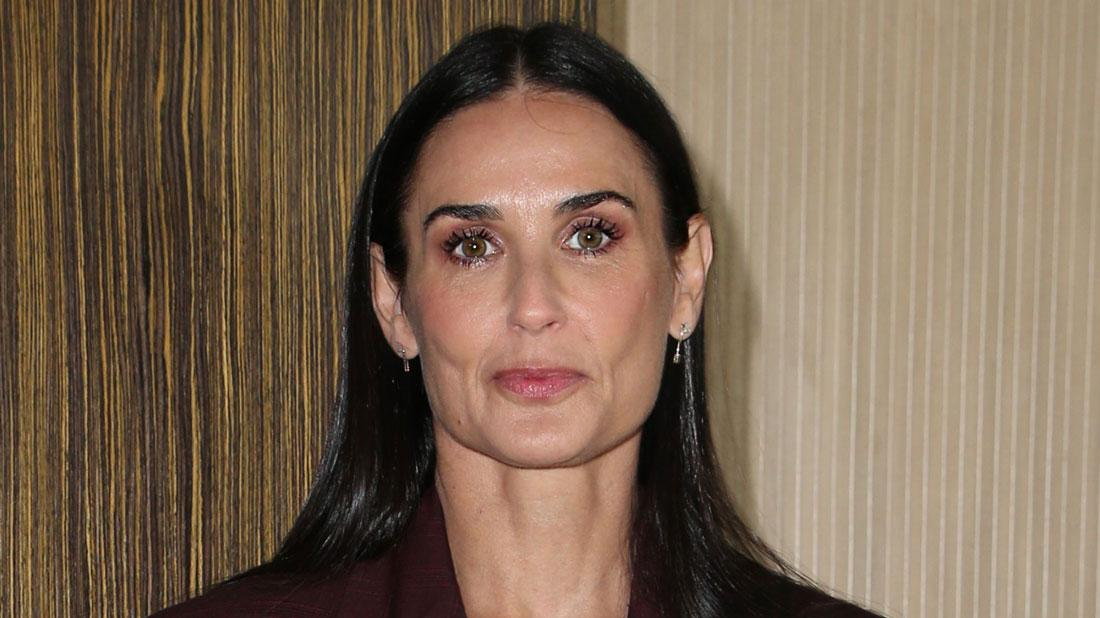 Demi Moore's Mother Let Man Rape Her For $500 As Underage Teen