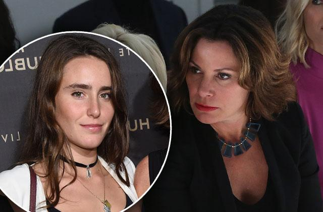 LuAnn De Lesseps Daughter DWI