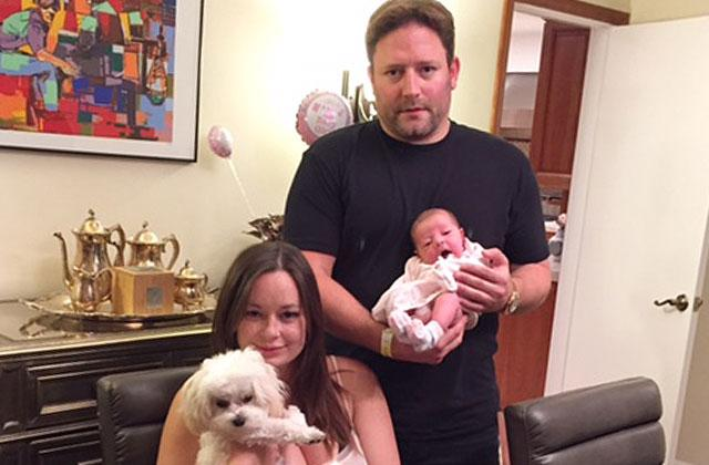 David Weintraub Hollywood Hillbillies Welcomes First Child