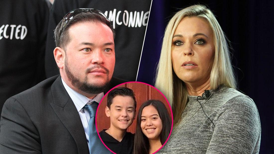 Jon Reveals Colin & Hannah 'Probably' Won't See Mom Kate For Holidays