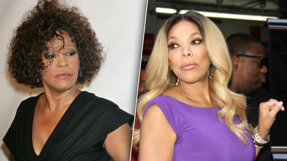 'Fed-Up' Whitney Houston Once Planned To Confront Wendy Williams At Radio Station