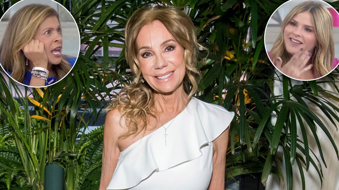 Kathie Lee Gifford Returns To 'Today,' Tells All On Dating Life