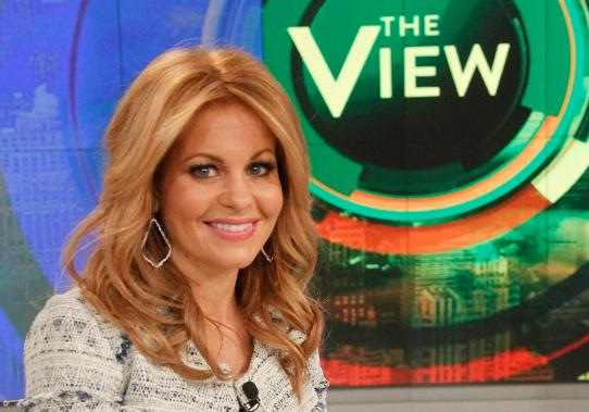 //candace cameron bure leaving the view pp