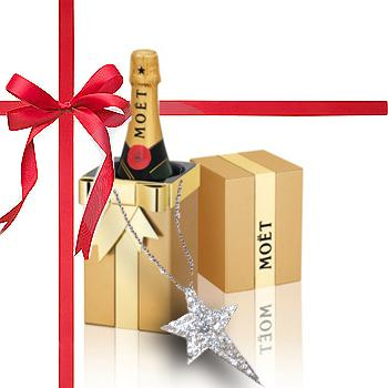 //moet chandon holiday gift guide
