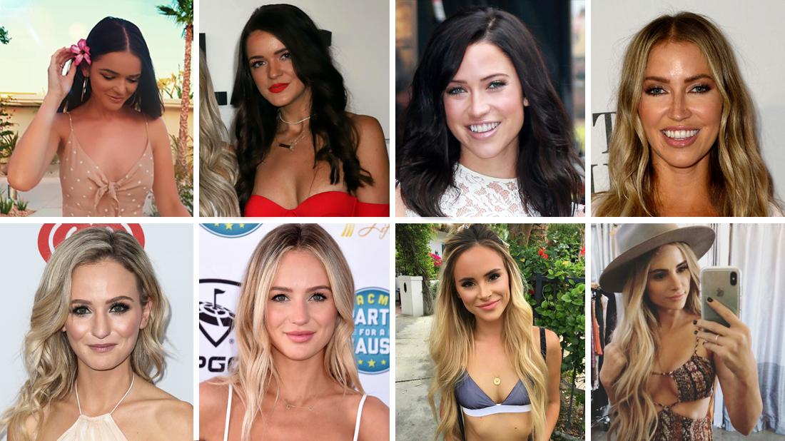 'Bachelor' Contestants Plastic Surgery Secrets Revealed