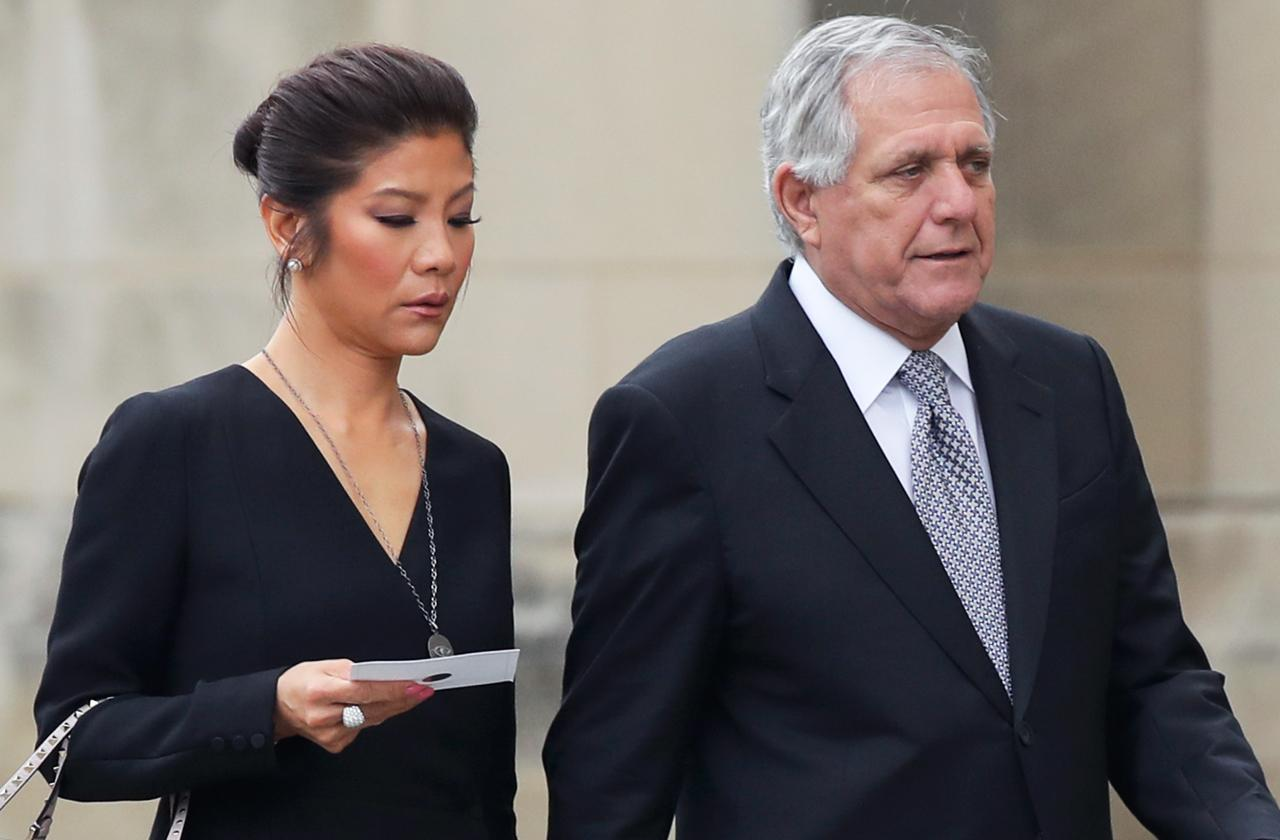 Julie Chen's Planned Book Tour Shelved After Husband Les Moonves' Sexual Harassment Charges