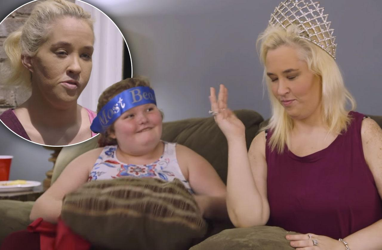 //Mama June From Not To Hot Season  Trailer pp