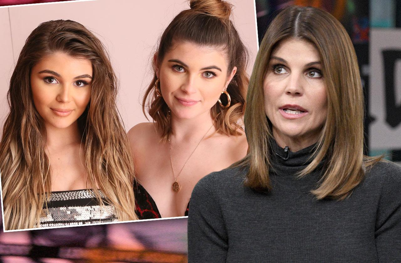 Lori Loughlin secret emails exposed college admission scandal