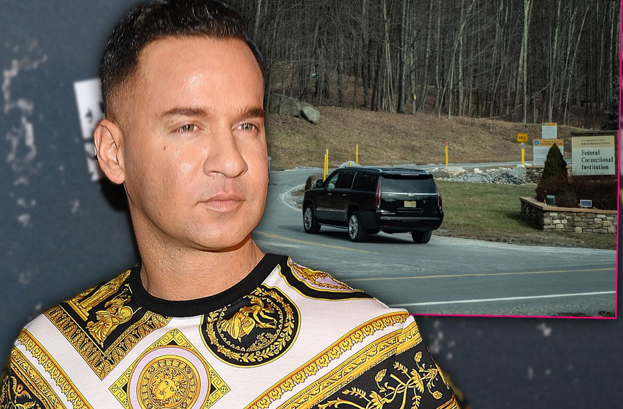 mike sorrentino the situation prison surrender photos