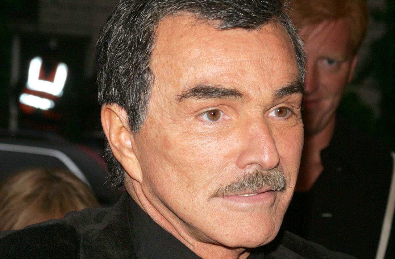 Burt Reynolds Sad Childhood Exposed Abusive Father Sally Field New Book