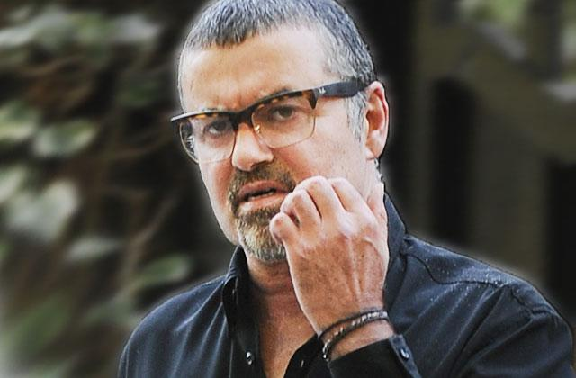 //george michael dead london home mystery visitors police investigation pp