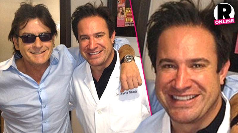 //charlie sheen dentist knife attack lapd mulholland pp sl