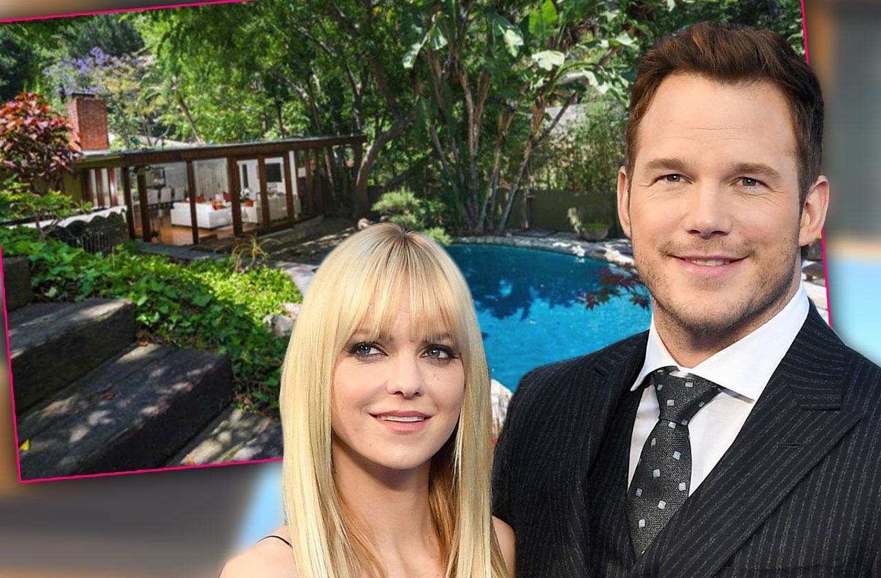 Anna Faris Selling Chris Pratt Hollywood Home
