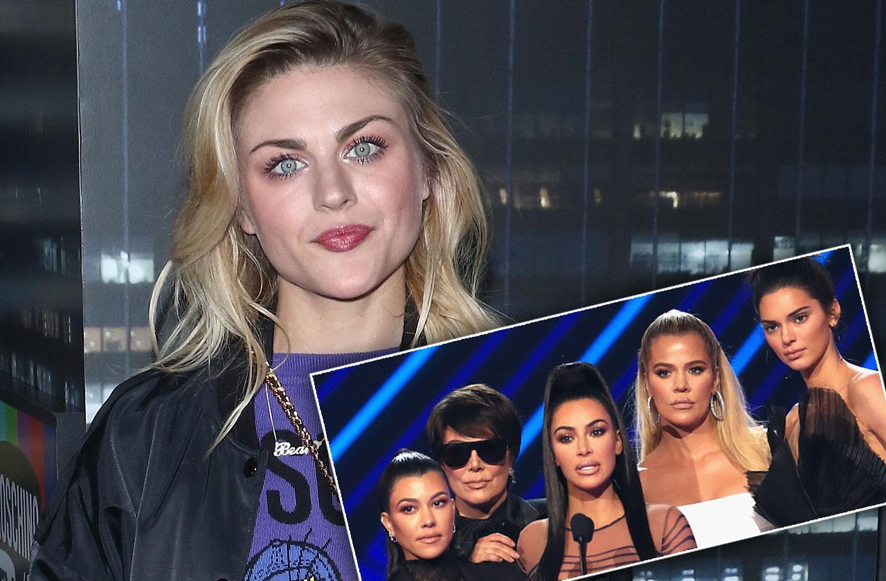 Frances Bean Cobain Slams Kardashians For 'Filtered' Lifestyle