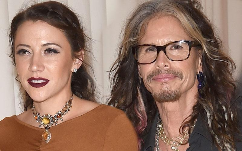 //steven tyler moves in with young girlfriend