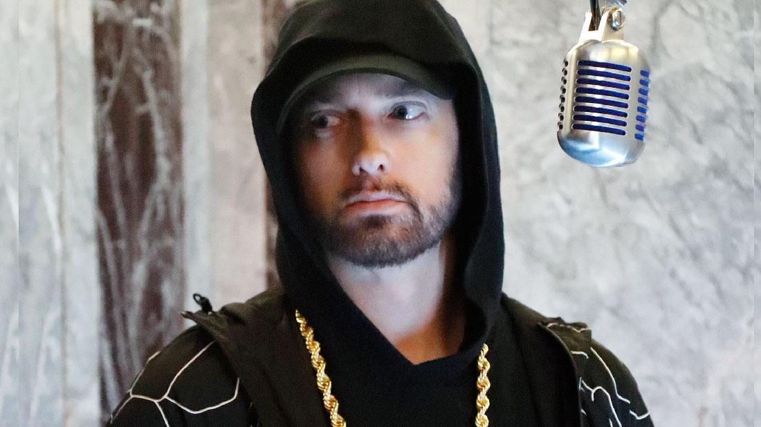 Eminem Celebrates Eleven Years Of Sobriety