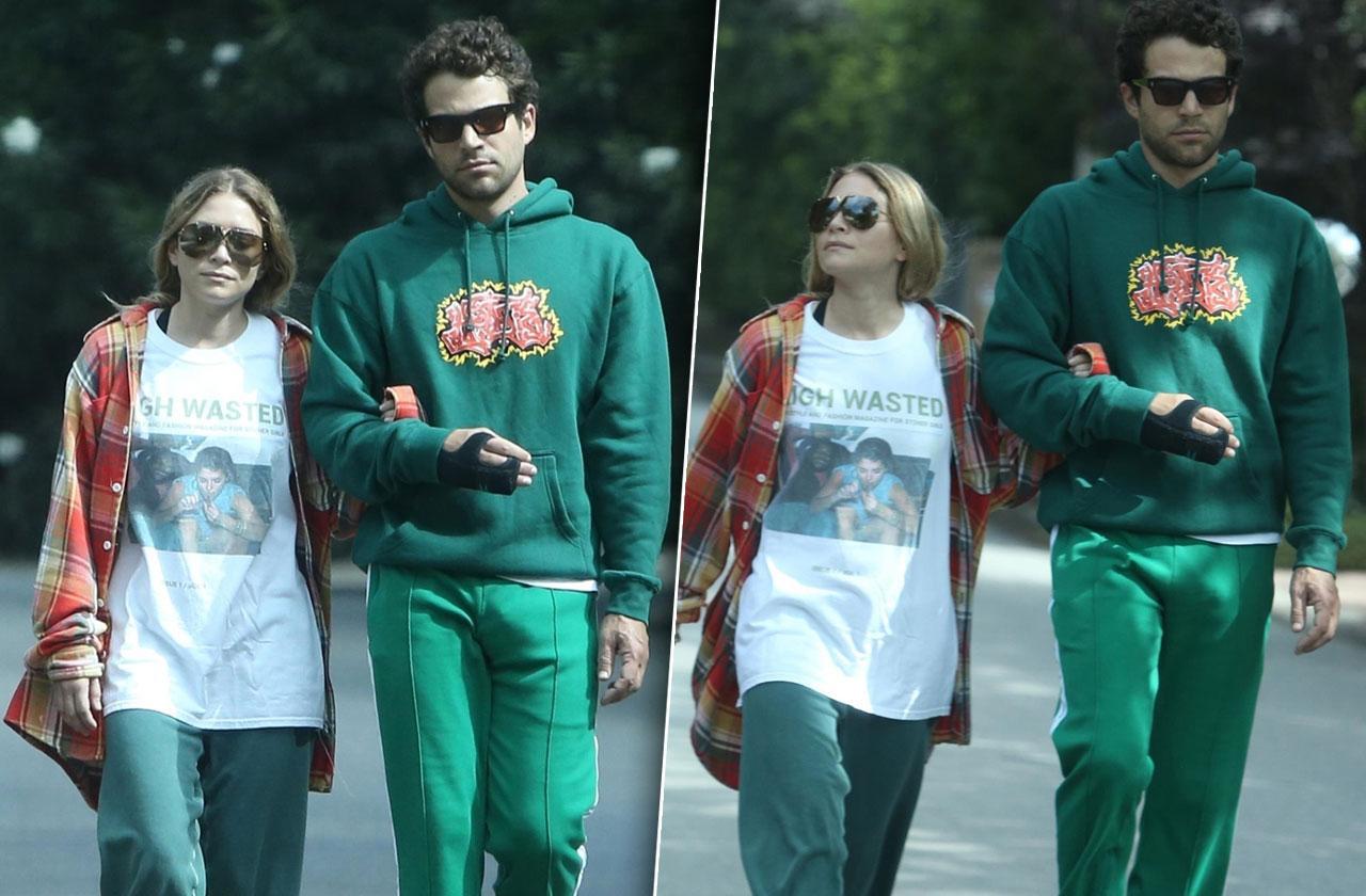 Ashley Olsen New Boyfriend Revealed