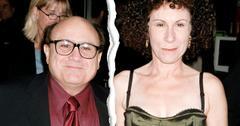 Danny DeVito divorce Rhea Perlman scandal final fight