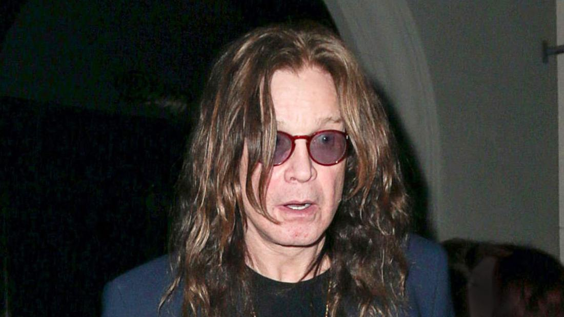 Ozzy Osbourne On His Deathbed