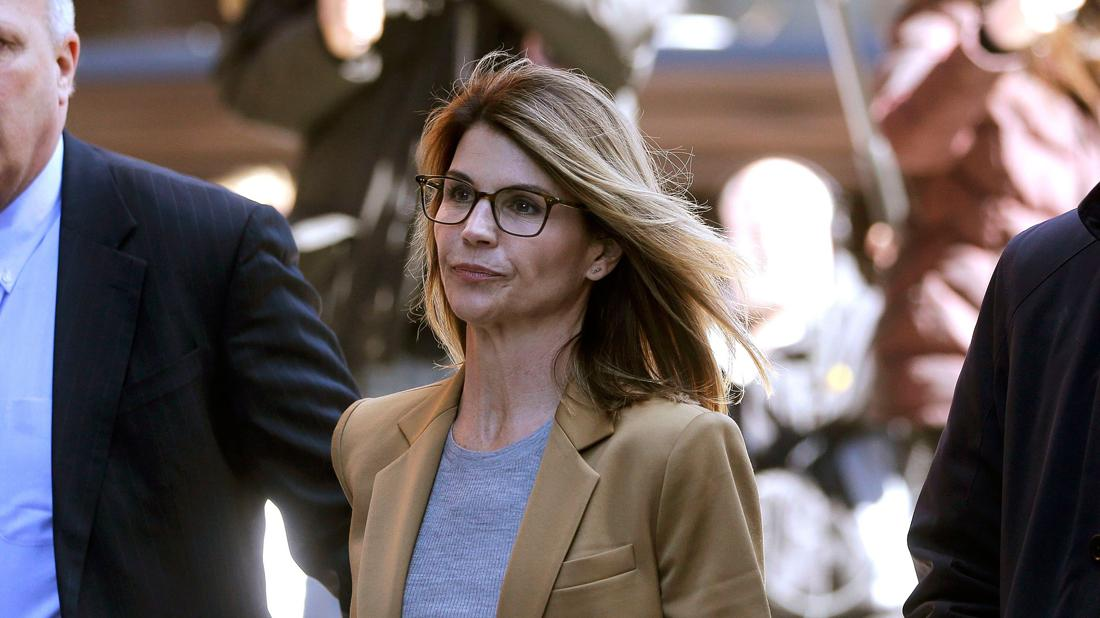 Lori Loughlin Hires Experts To Prepare For Prison Amid College Admissions Scandal