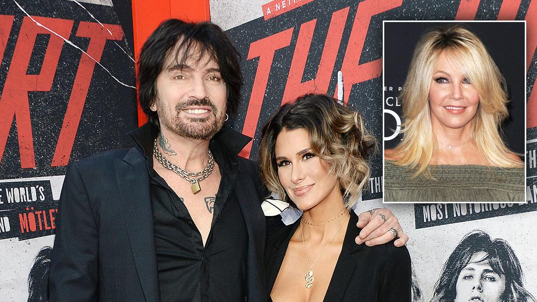 Heather Locklears Friends Warn Tommy Lee's New Wife Brittany Furlan Is Using Her