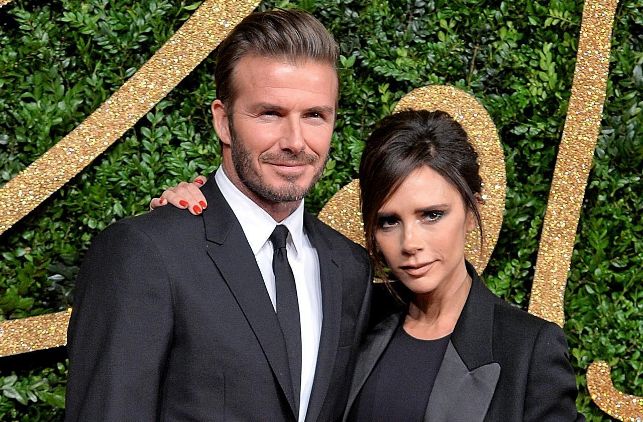 Masked Raiders Try To Raid Beckham's British Mansion