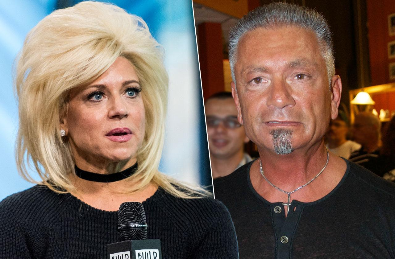 //Long Island Medium Larry Talks Theresa Divorce pp