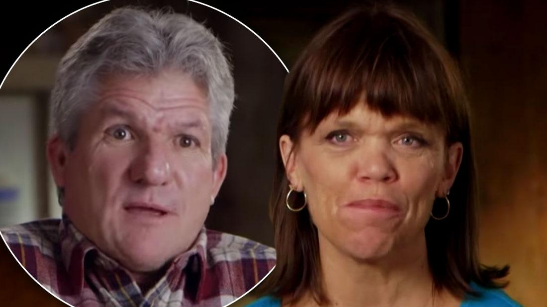 Domineering' Matt Wouldn't Let Amy Talk To 'Little People' Crew, She Claims