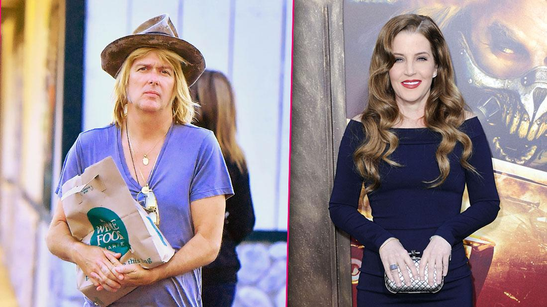 Lisa Marie Presley's Ex Michael Lockwood Ordered To Cough Up 140K In Attorney Fees