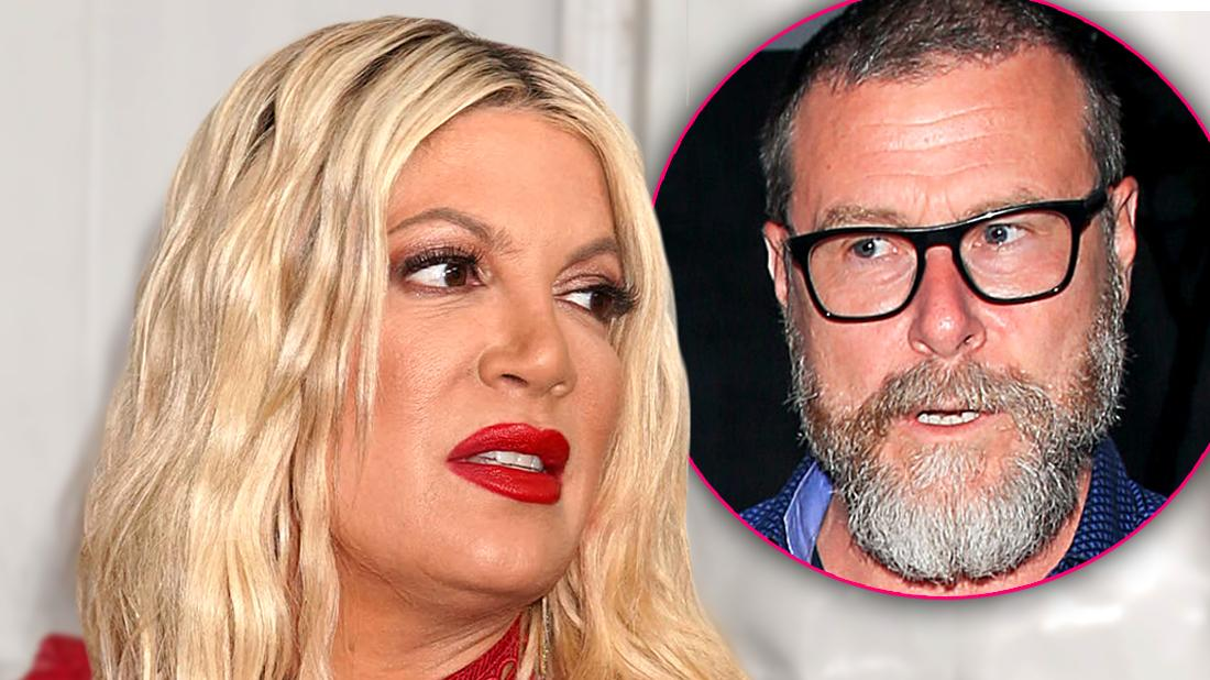 Bank Demands Access To Tori Spelling's Paychecks In Lawsuit