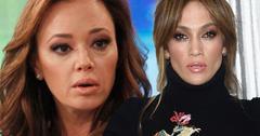 Leah Remini Blasts Scientology Member Jennifer Lopez Dad Speaks To Her