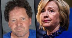 Hillary Clinton Brother Roger Arrested Mug Shot