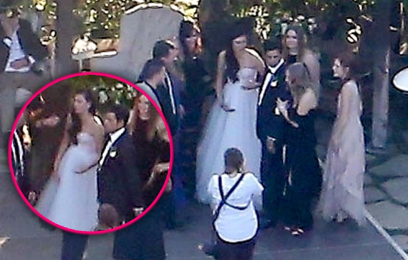John Stamos Caitlin McHugh Wedding