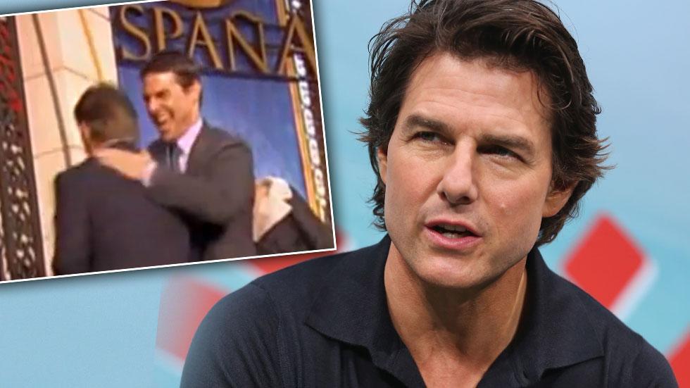 Tom Cruise Scientology Spanish