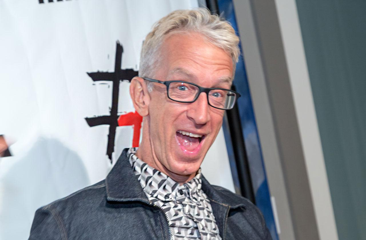 //Andy Dick Fired From Film Sexual Harassment pp