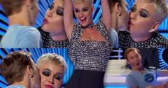 //katy perry kisses teen backlash american idol pp