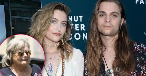 Debbie Rowe Approves Of Paris Jackson's Boyfriend