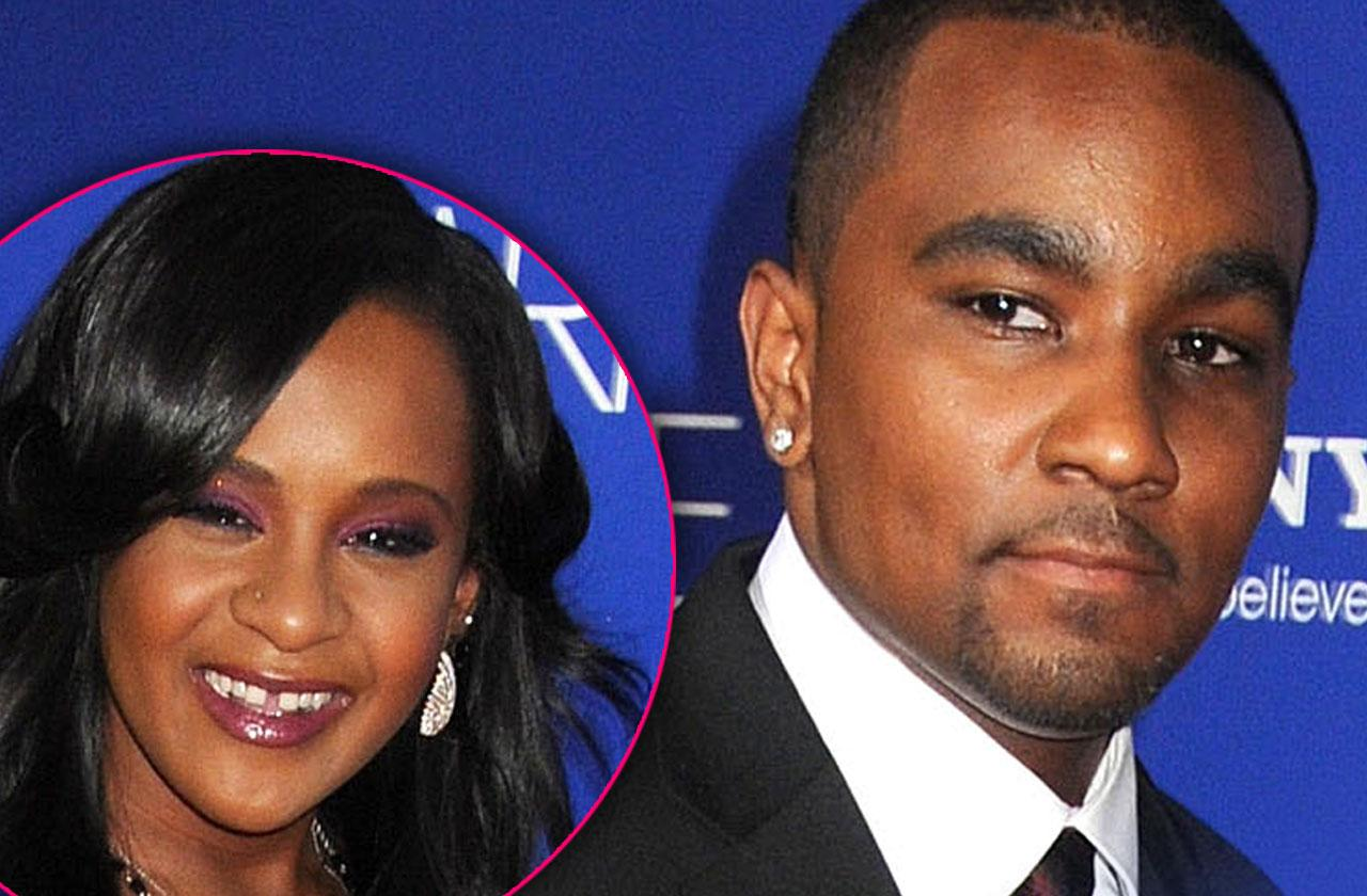 Bobbi Kristina Nick Gordon Pleads Not Guilty No Contact Order