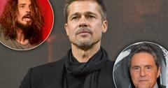 Brad Pitt Devastated Chris Cornell Brad Grey Deaths