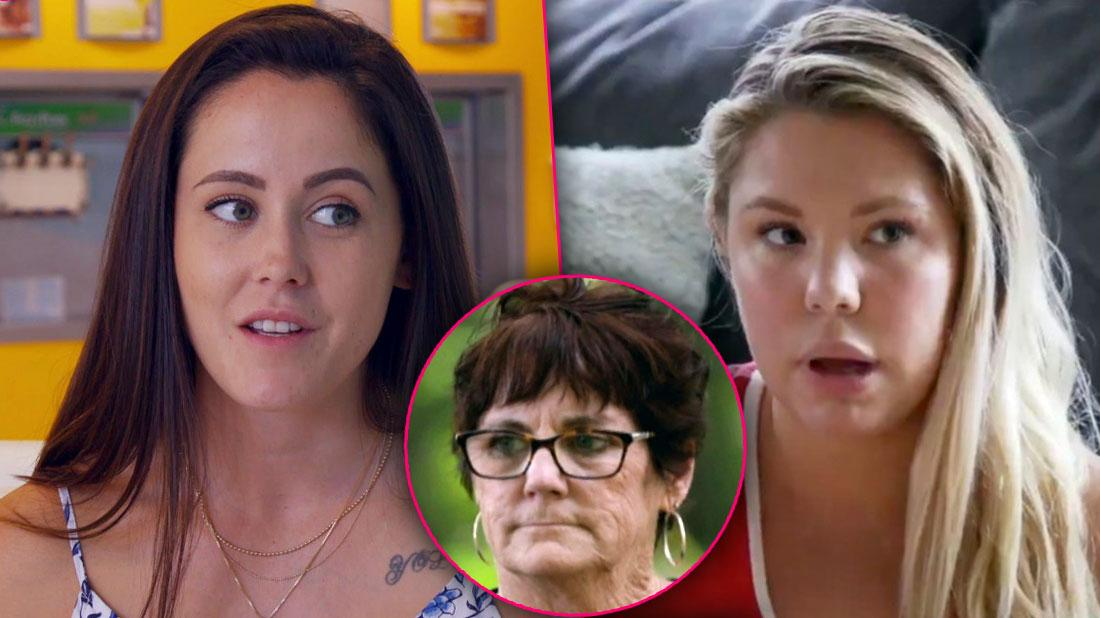 Kailyn Quit 'Teen Mom 2' Jenelle's Mom Threatens To Kill Her
