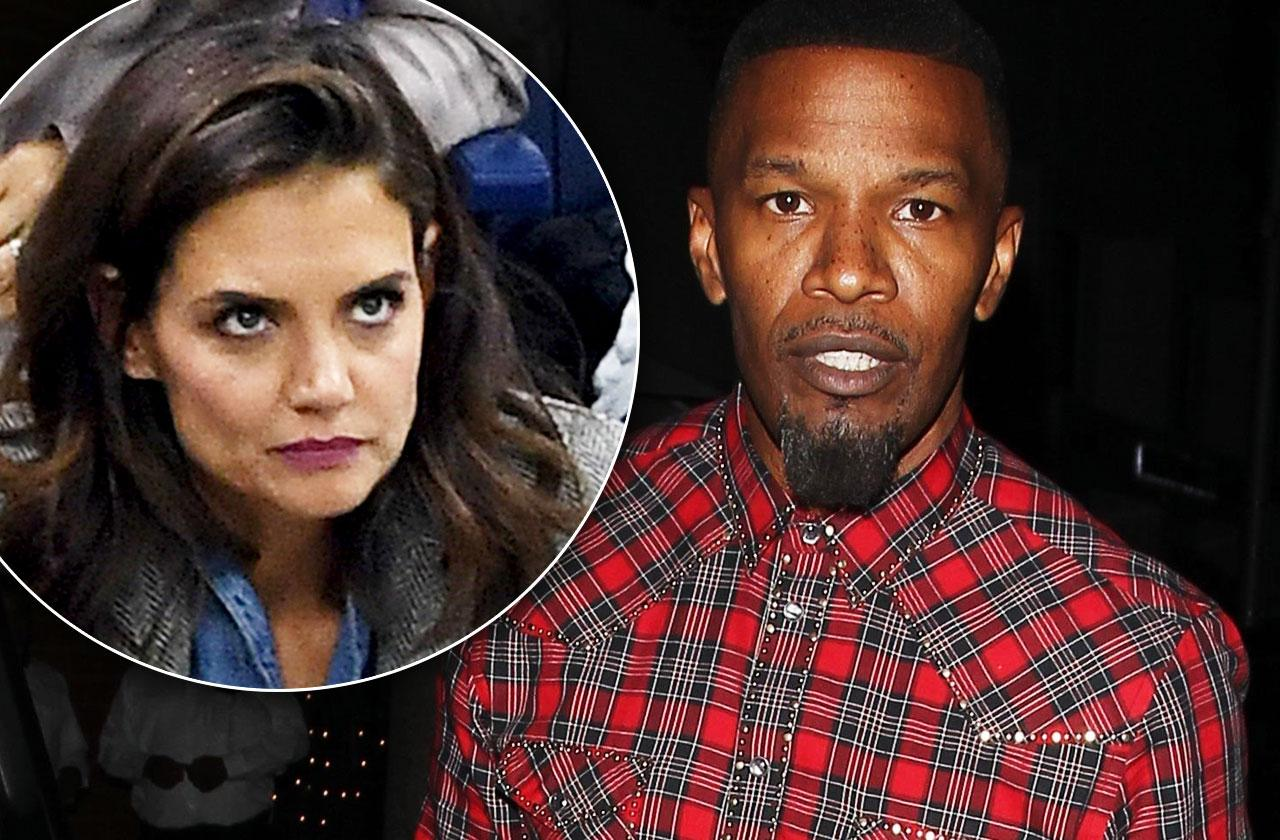 //jamie foxx cheating scandal russian mistress katie holmes pp